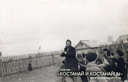 Коржунколь. 1960 год