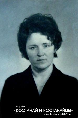 Иванова Валентина Дмитриевна