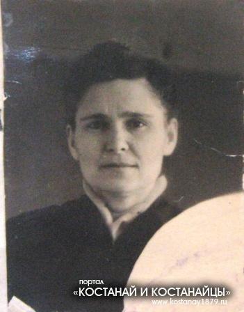 Исакова Нина Степановна