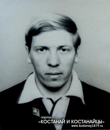 Попов Василий Алексеевич