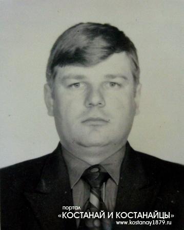 Павлюк Владимир Гаврилович