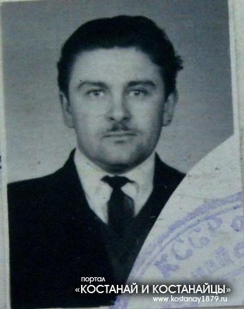 Бескровный Владимир Макарович