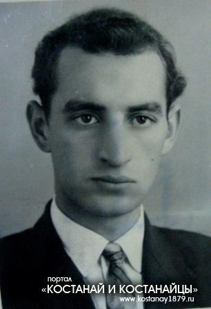Гершун Владимир Иосифович