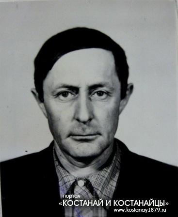 Швейгер Александр Николаевич