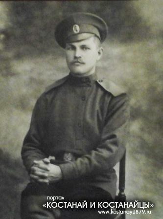 Ефим Ефимович Ольховский