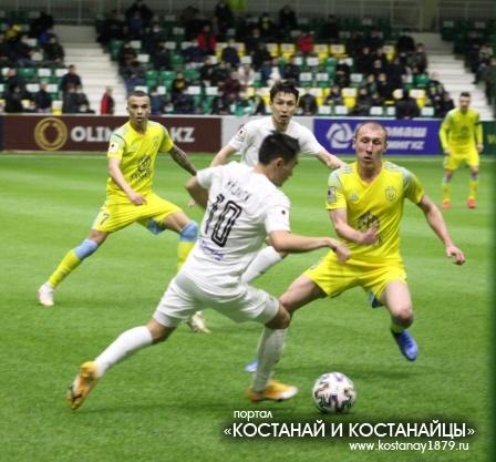Тобол-Астана 1:1