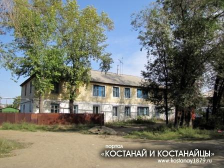 Дом по улице Ленинградская