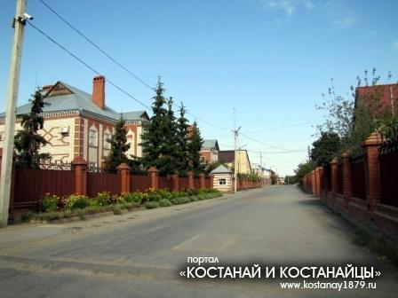 улица Рудненская