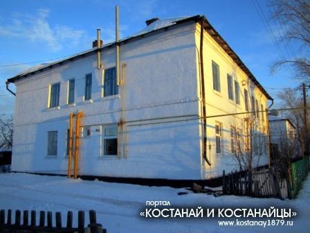 Улица Октябрьская, дом 10