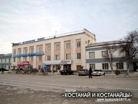 По улице Лермонтова