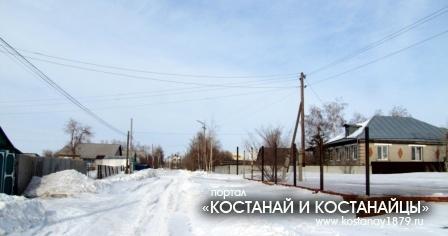 улица Садовая в Заречном