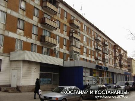 Дом, улица, аптека (ул. Толстого)