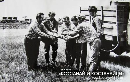 Москалевский 1980 год
