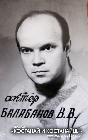 Балабанов В.В.