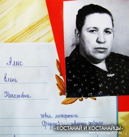 Аллес Елена Николаевна