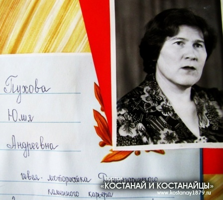 Пухова Юлия Андреевна