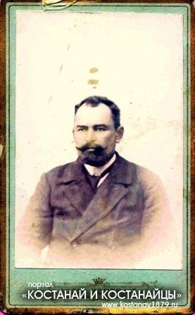 Дмитрий Константинович Абалаков