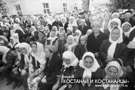 Мечети 100 лет