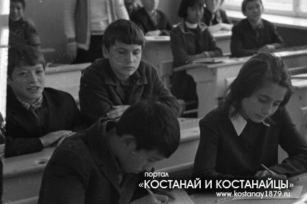 Урок географии ведет Татьяна Ильинична Кучкина