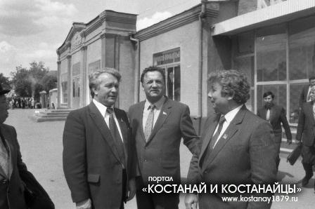В Комсомольце