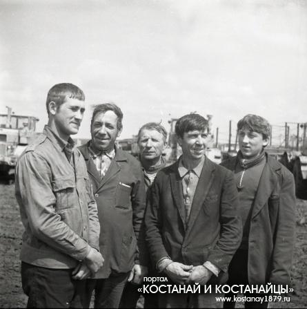 Совхоз Костряковский