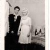 Петр Савин и Надежда Блезнякова 11.12.1962
