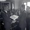 Февраль 1985. Награждение к Дню аэрофлота
