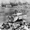 1979 г. Торжества на стадионе Костаная в честь 100-летия города
