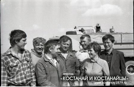 Совхоз Каймаккольский
