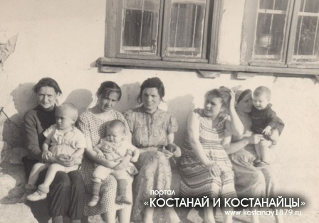 Молодые мамы