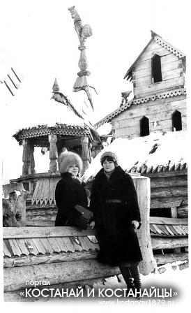 Ирина Ситникова и Татьяна Перелыгина (справа)