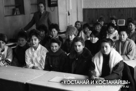 Владимирское СПТУ. Преподаватель информатики Ковальченко Владимир Николаевич