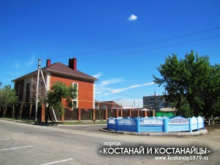 Угол улица Пушкина и 5-го апреля