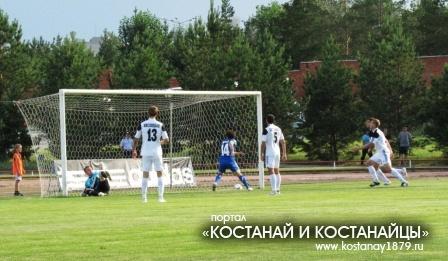 Игорь Юрин открывает счет