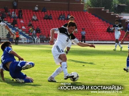 Тобол - Окжетпес 0:1. Кубок Казахстана