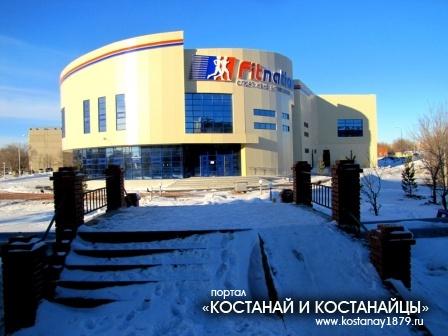 Новый спортивный комплекс
