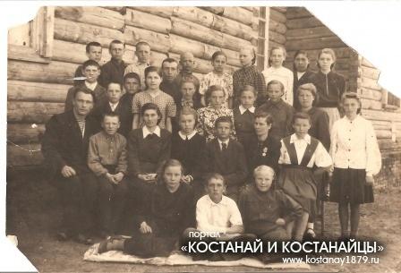 Михайловская школа Мендыгаринского района. 6-й класс