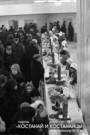 Открытие центрального рынка