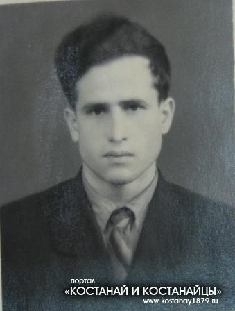 Понасицкий Николай Федорович