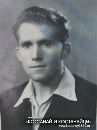 Петров Павел Филиппович