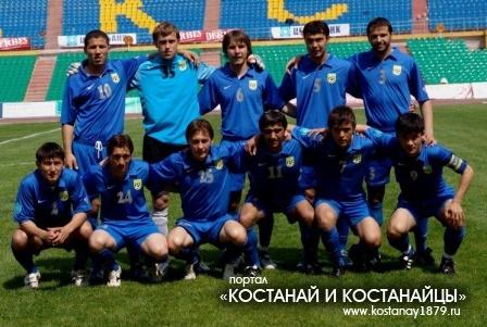 Тобол сезон 2007