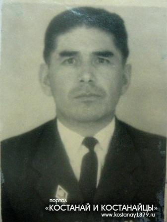 Есимтаев Кайрбек Есимтаевич