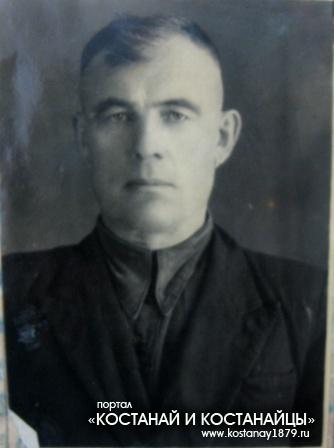 Сычев Константин Тихонович