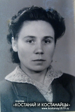 Марченко Валентина Васильевна