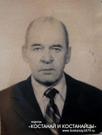 Шмаков Иван Сергеевич