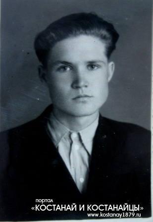 Митрошкин Юрий Григорьевич