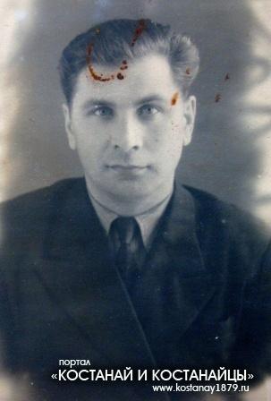 Храмов Григорий Андреевич