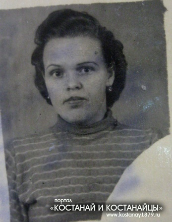 Мартынова Галина Николаевна