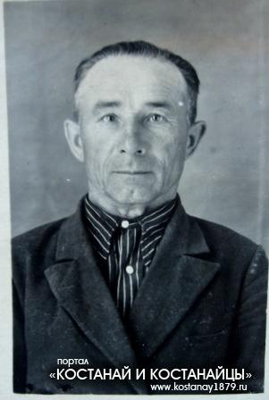 Губкин Матвей Денисович