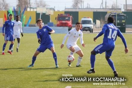 Тобол - Жетысу 1:0 Кубок Казахстана